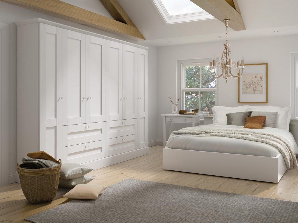 Bedroom furniture - bespoke from Phase Two